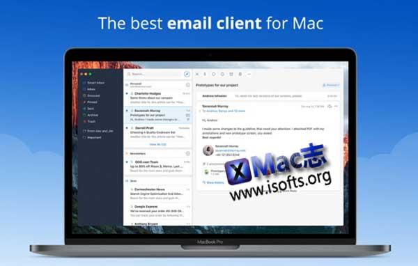 [Mac]邮件客户端 : Spark