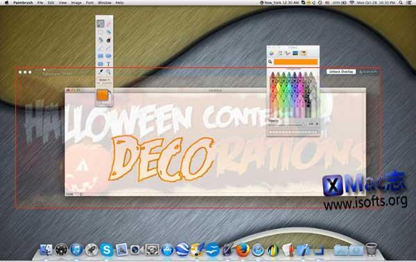 [Mac]置顶半透明图片/文档浏览窗 : Overlay