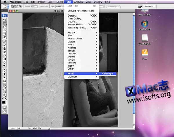 [Mac] PS自动图像上色滤镜 : Akvis Coloriage