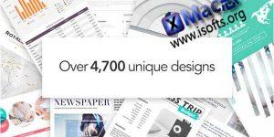 [Mac] iwork模板套件 : Graphic Node Bundle for iWork