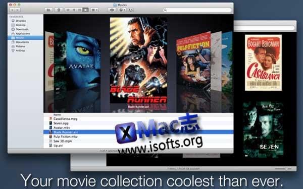 [Mac]电影文件封面自动匹配工具 : MovieIcon