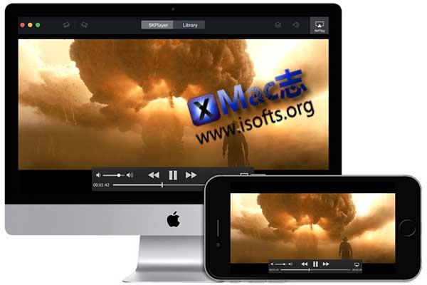 [Mac]专门为4k/5k影片设计的影音播放器 : 5KPlayer