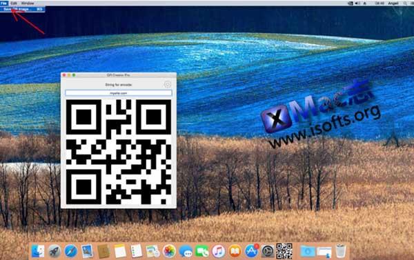 [Mac] QR二维码创建工具 : QR Creator Pro