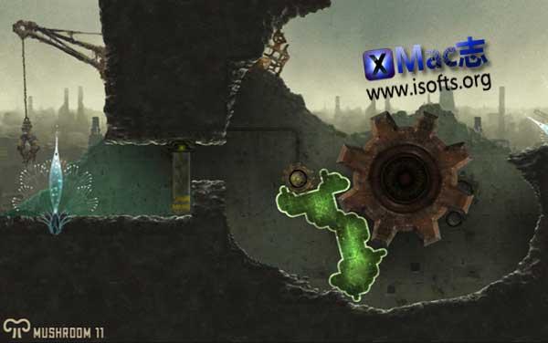 [Mac] Mushroom 11(蘑菇 11): 物理解谜游戏