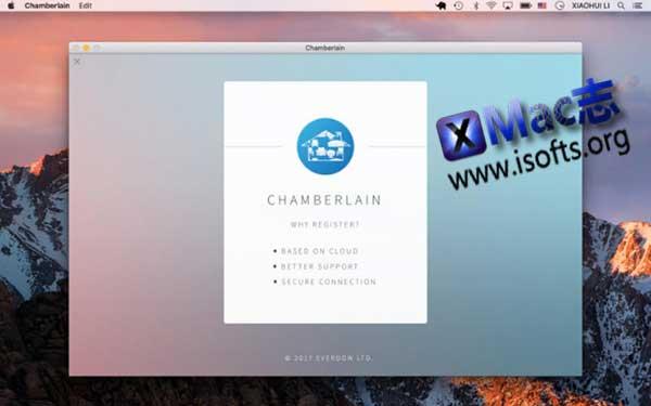 [Mac]资产管理工具 : Chamberlain