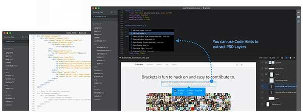 [Mac]免费代码编辑器 : Brackets