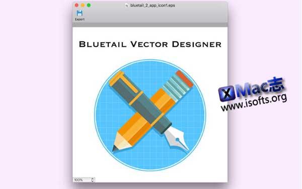 [Mac] EPS和Adobe Illustrator矢量图浏览器 : EPSViewer Pro