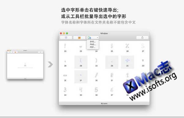 [Mac]网页字体处理客户端 : WebFont