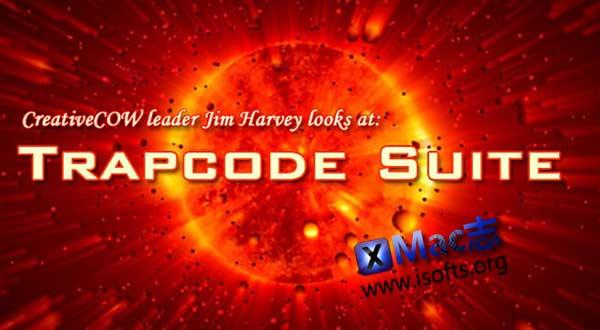 [Mac] AE光效插件 : Trapcode Shine