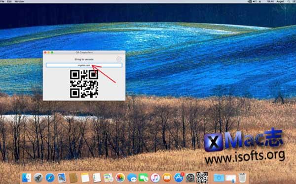 [Mac] QR二维码生成工具 : QR Creator Mini