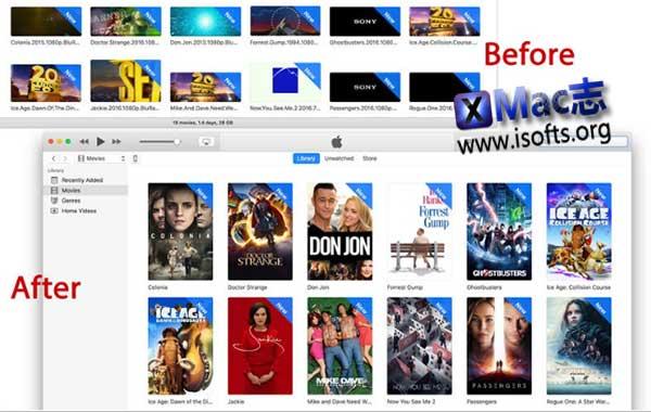 [Mac]通过声音识别电影工具 : MoviePal