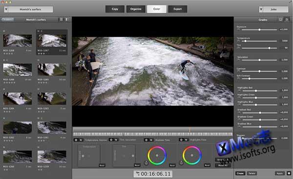 [Mac] raw视频处理工具 : ClipHouse