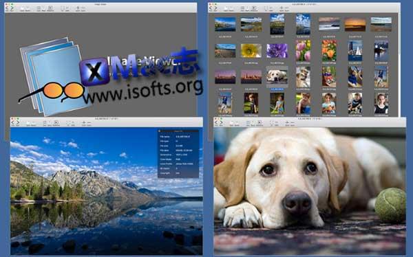 [Mac]快速方便的看图软件 : Image Viewer