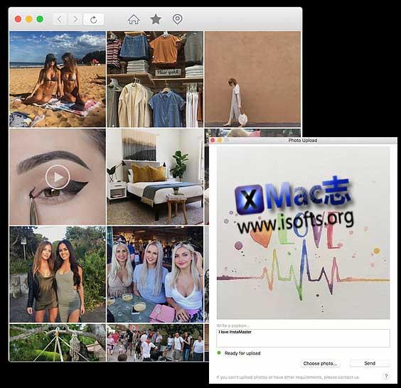 [Mac]最好的Instagram客户端 : iGallery Pro