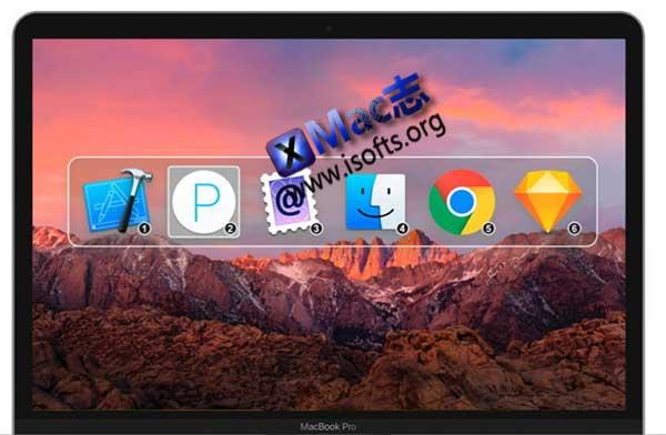 [Mac]增强型应用程序切换工具 : Command-Tab Plus