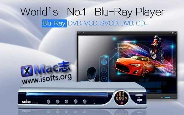 [Mac]强大的蓝光视频播放器 : Total Video Player Pro