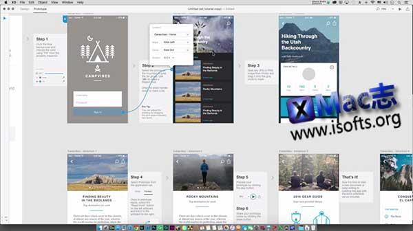 [Mac]矢量化图形设计及简单原型制作工具 : Adobe Experience Design CC