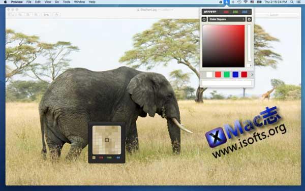 [Mac]屏幕取色器 : Pochade