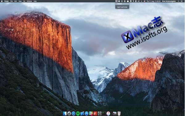 [Mac]一键开启关闭麦克风 : PTT