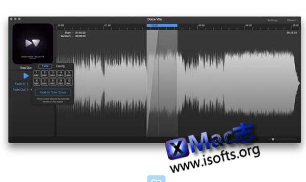 [Mac] iPhone铃声制作工具 : i39