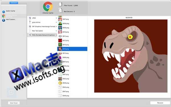 [Mac]多功能文件提取工具 : File Extractor