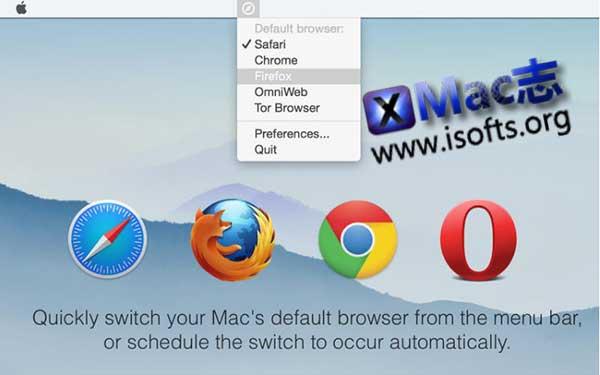 [Mac]浏览器辅助工具 : Browserism