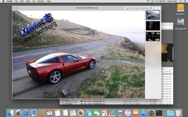 [Mac] raw图像快速预览查看工具 : Raw Right Away