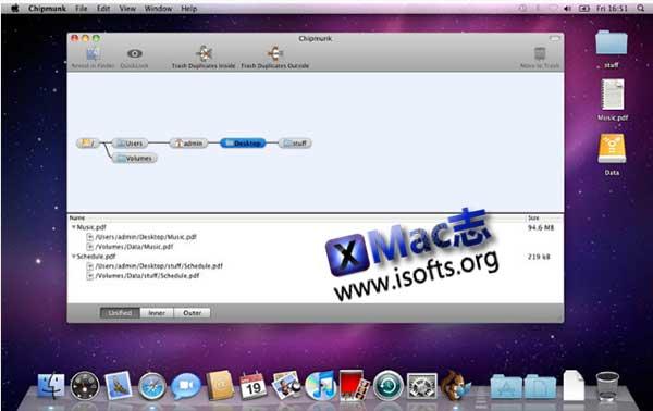 [Mac]重复文件查找清理工具 : Chipmunk