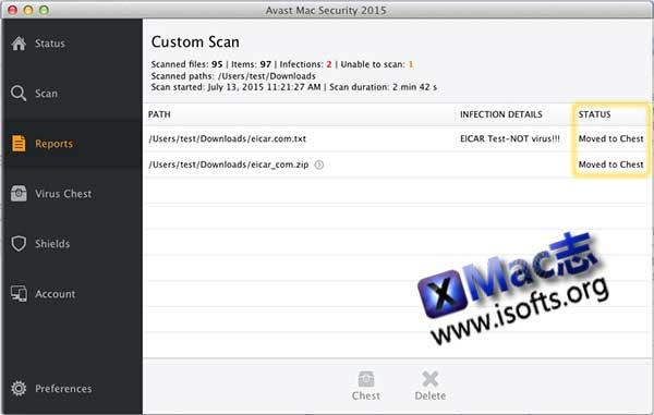 [Mac] AVAST安全防护套件高级版 : AVAST Mac Security Premier