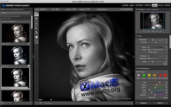 onOne Perfect Photo Suite : PS插件套装