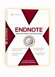 Endnote X5 for mac:书目管理和写作软件
