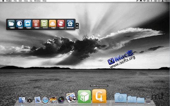 Stuffit Deluxe : Mac下最经典的压缩工具