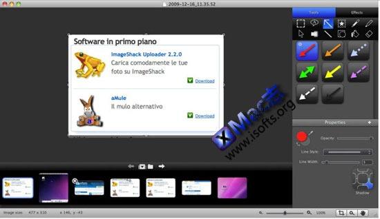 SnagIt for Mac : Mac平台功能强大的截图软件及图片编辑标注