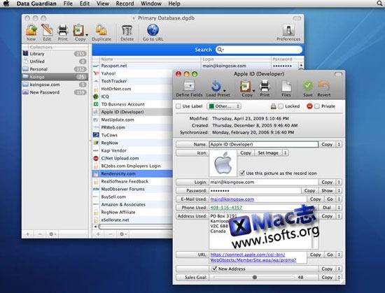 Data Guardian : Mac平台的个人隐私及数据安全软件