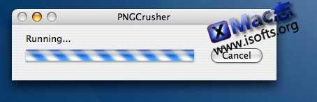 PNGCrusher : Mac平台的png格式图片优化瘦身工具【免费】