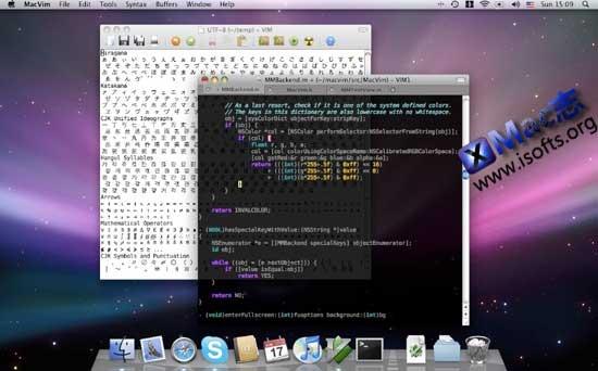 MacVim : Mac平台优秀的文本编辑器【免费】