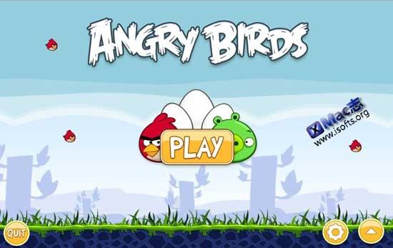 愤怒的小鸟(Angry Birds) for Mac