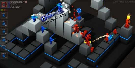 Cubemen(立方塔防游戏) for Mac