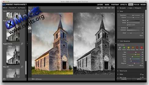 OnOne Perfect Photo Suite 7 for Mac:Mac平台专业的Photoshop插件套装