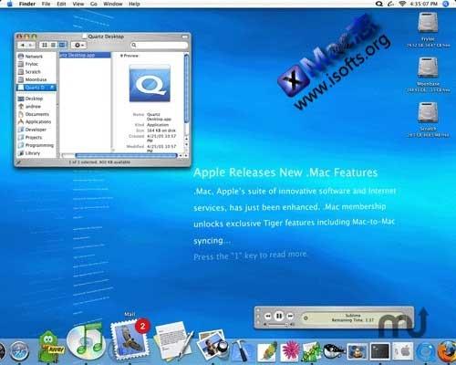 Mac下的X11终端程序 : XQuartz