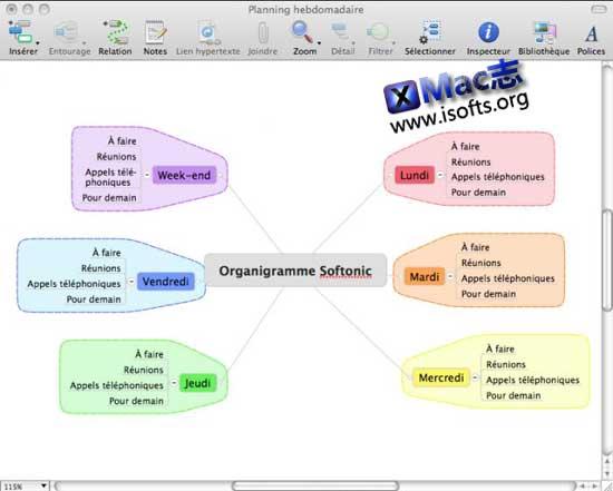 Mindjet MindManager : Mac平台优秀的思维导图工具
