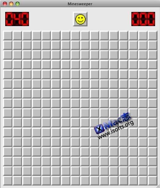 Mines weeper(扫雷) for Mac : Mac平台的扫雷游戏