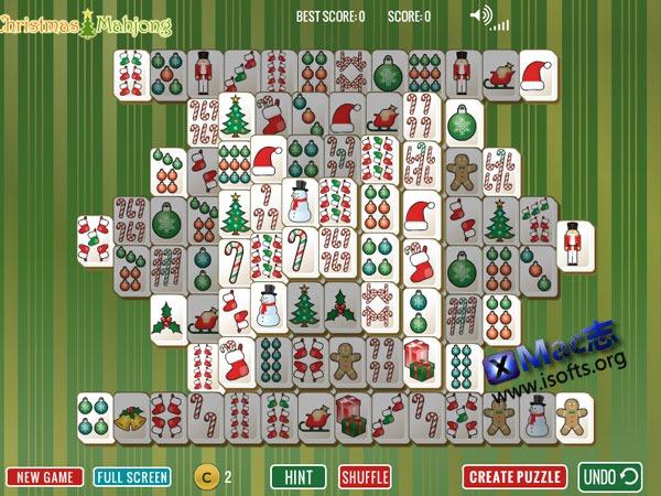 3D圣诞连连看(Christmas Mahjong) for Mac