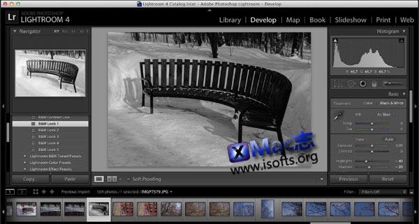Mac平台的专业摄影师图像处理软件 : Adobe Lightroom for Mac