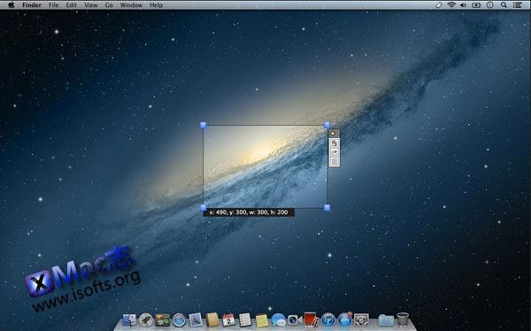 Mac平台具备注释编辑功能的截图软件 : SwordSoft Screenink