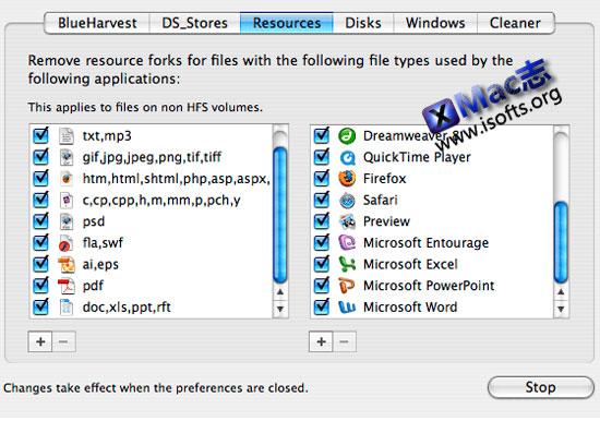 BlueHarvest for Mac:有效避免Mac系统垃圾文件的产生