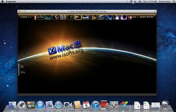 Mac平台快速方便的看图软件 : Fragment for Mac