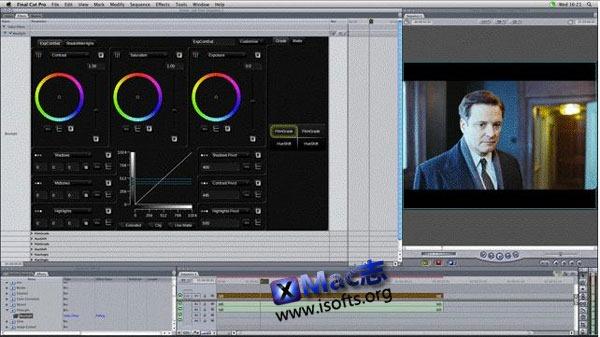Mac平台下Final Cut Pro的最强调色插件 : Baselight for Final Cut Pro