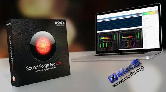 Mac平台专业的音频编辑工具 : Sound Forge Pro