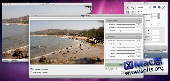 Acorn for Mac:Mac系统简单易用的图像编辑软件